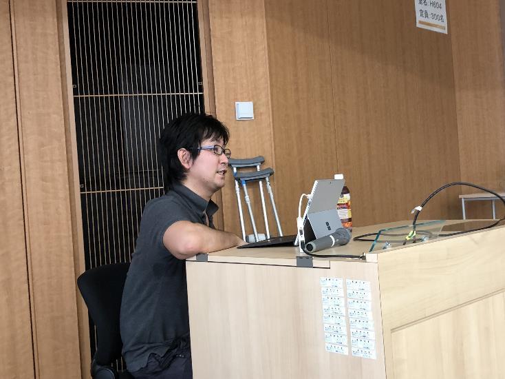 鈴木芳典先生