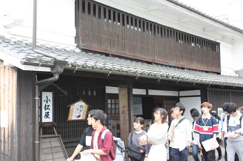 """""""まちなか体感""""中山道太田宿にて"""