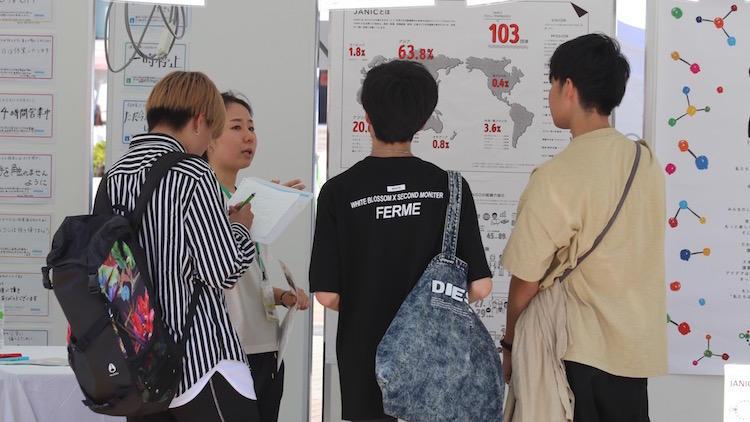 国際協力NGOセンター[JANIC]にて(2019.09.28)