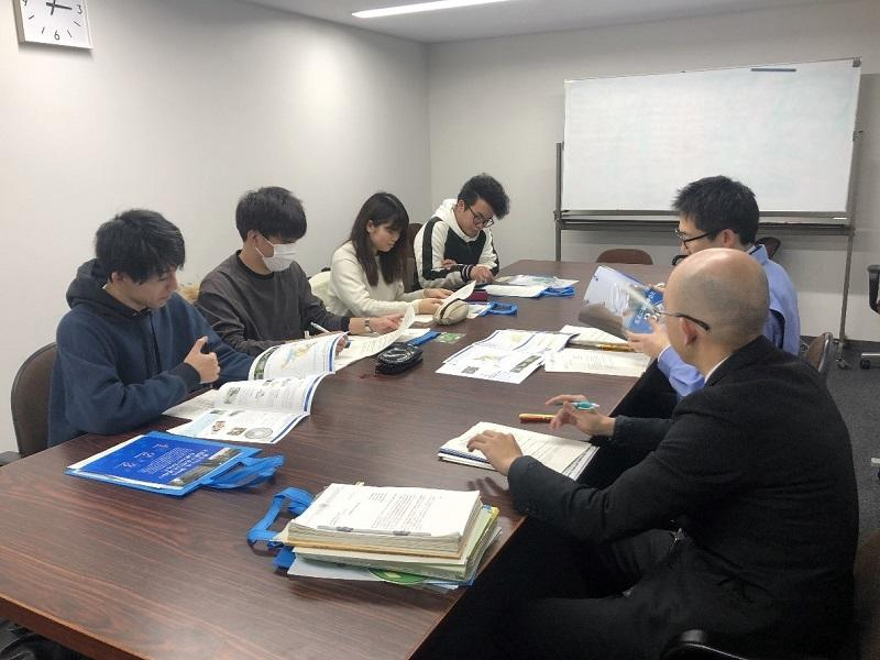 神奈川県企業庁企業局でのヒアリング調査1