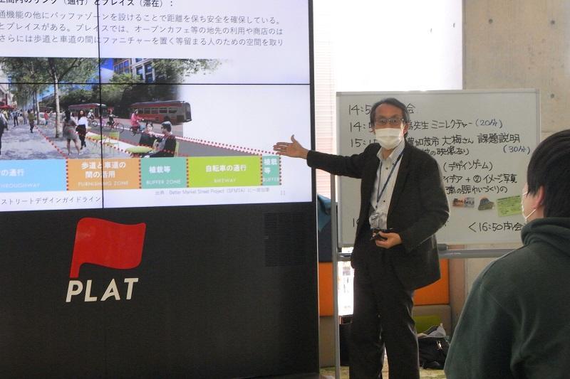 福島先生からは各地の魅力的な取り組み事例を紹介していただきました。