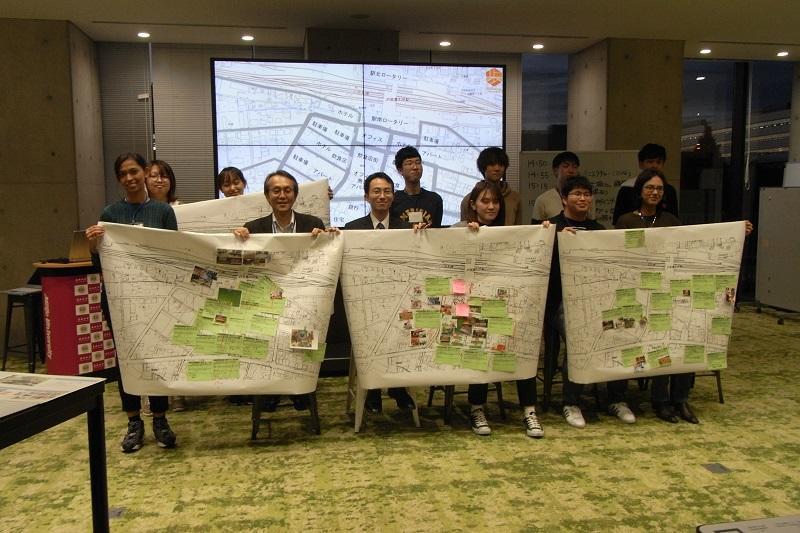 将来、美濃加茂市の都市整備事業に携わる人がいるといいですね。