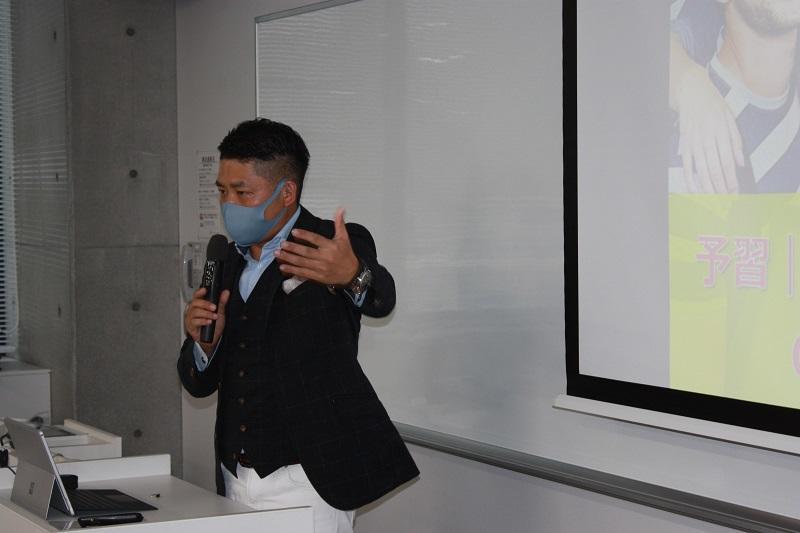 Bridgeスタート!講師は、はたらクリエイティブディレクターの佐藤裕さん!!