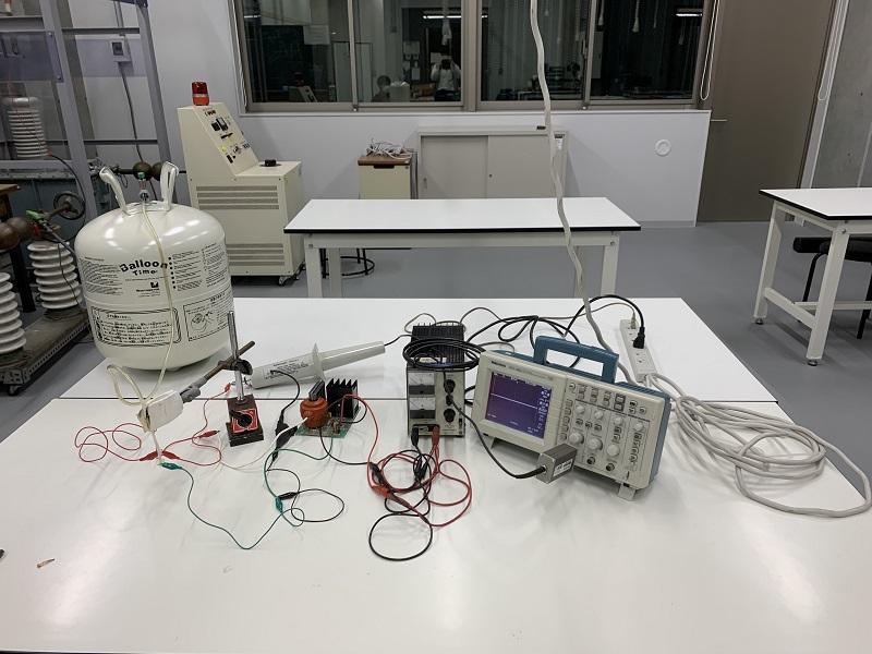 作製回路(写真1)