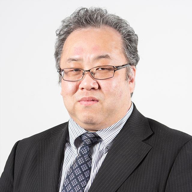学科長 石川 靖晃