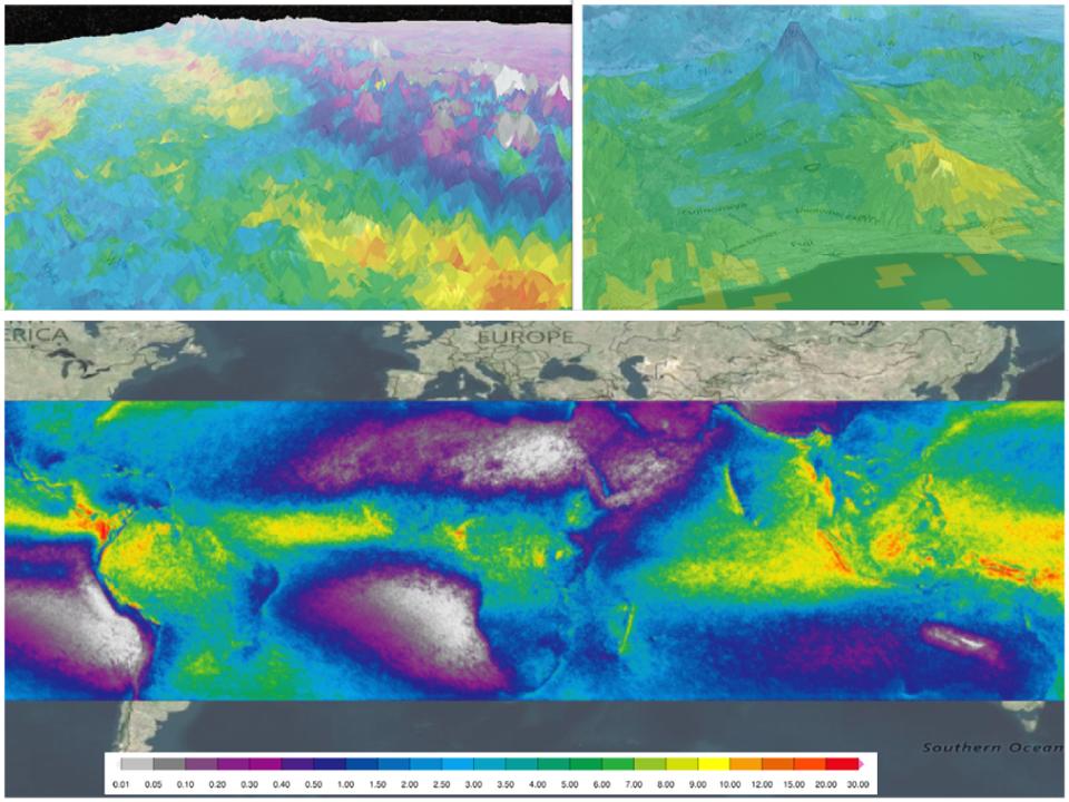 衛星搭載降水レーダデータを用いた超高解像度降水気候値の開発