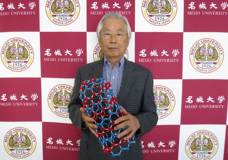 飯島終身教授、湯田坂特任教授が...