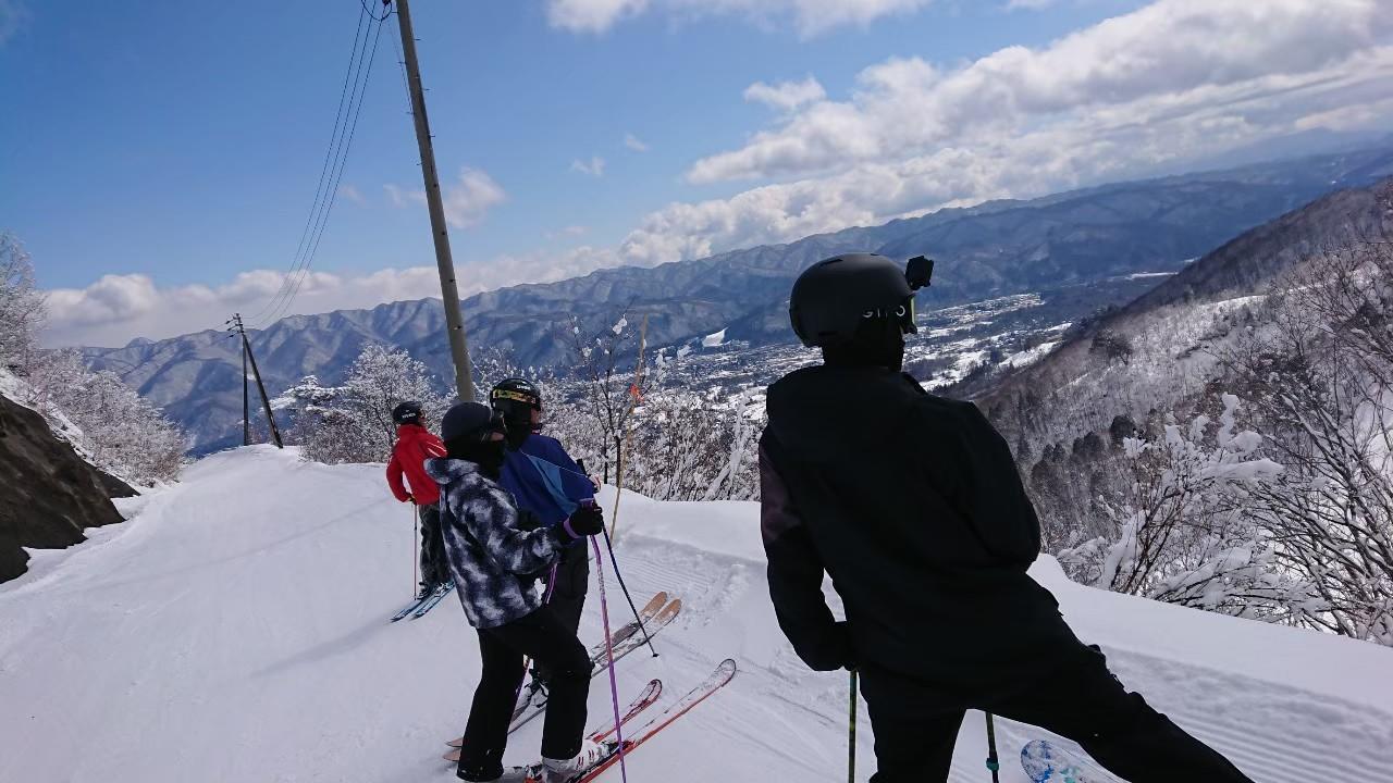 [体育会]スキー部