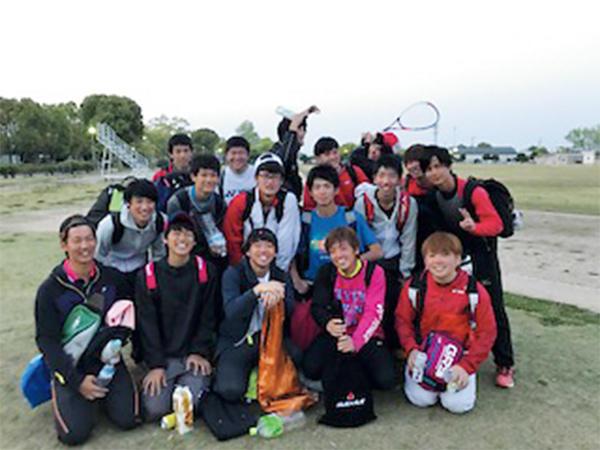 [体育会]ソフトテニス部