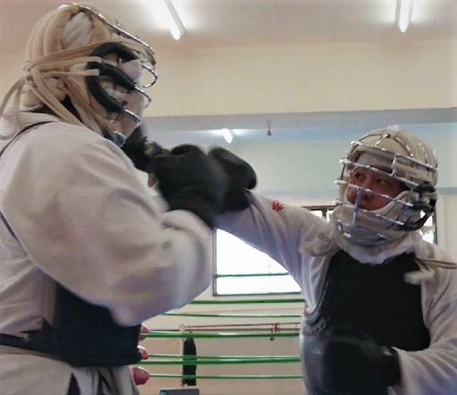 [体育会]日本拳法部
