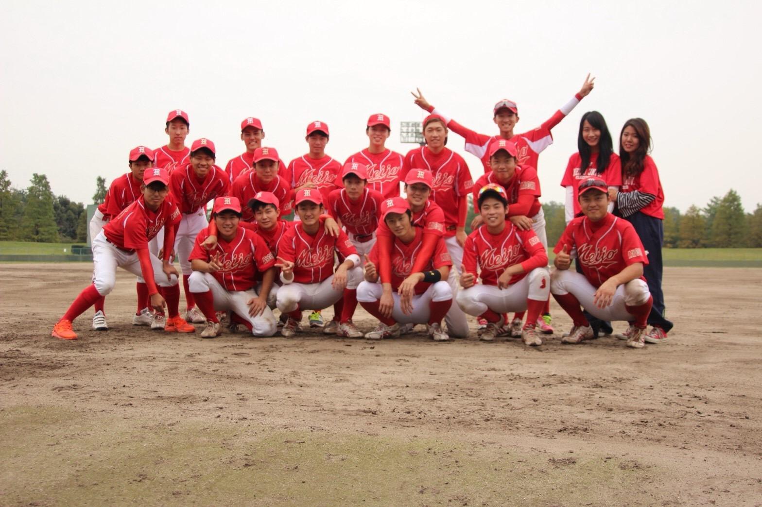 [体育会]軟式野球部