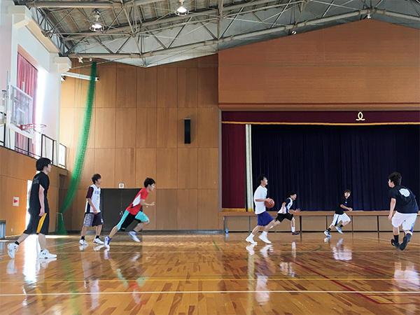 [薬学部学生会/体育局]バスケットボール部