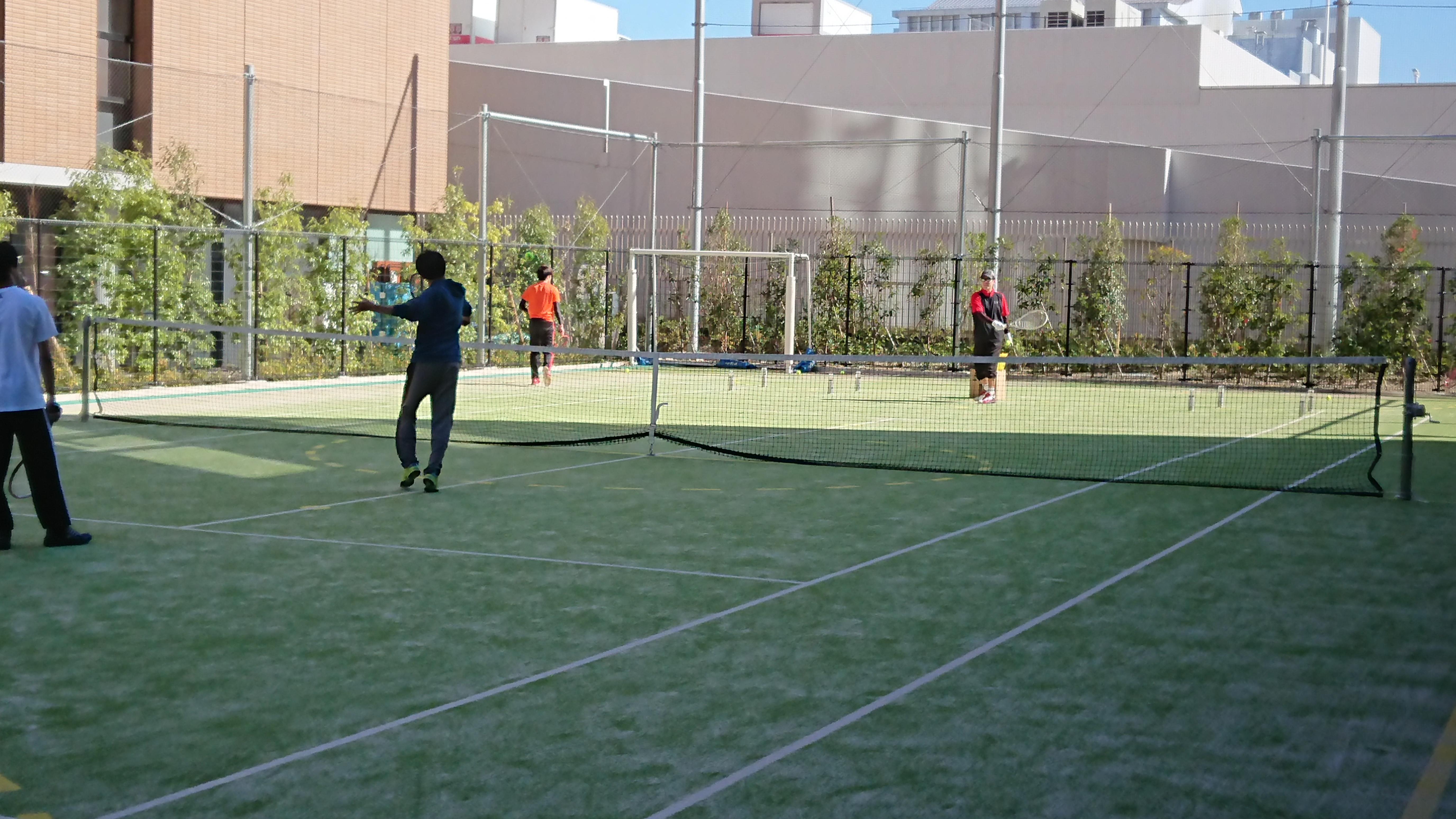 [ナゴヤドーム前キャンパス]硬式庭球部