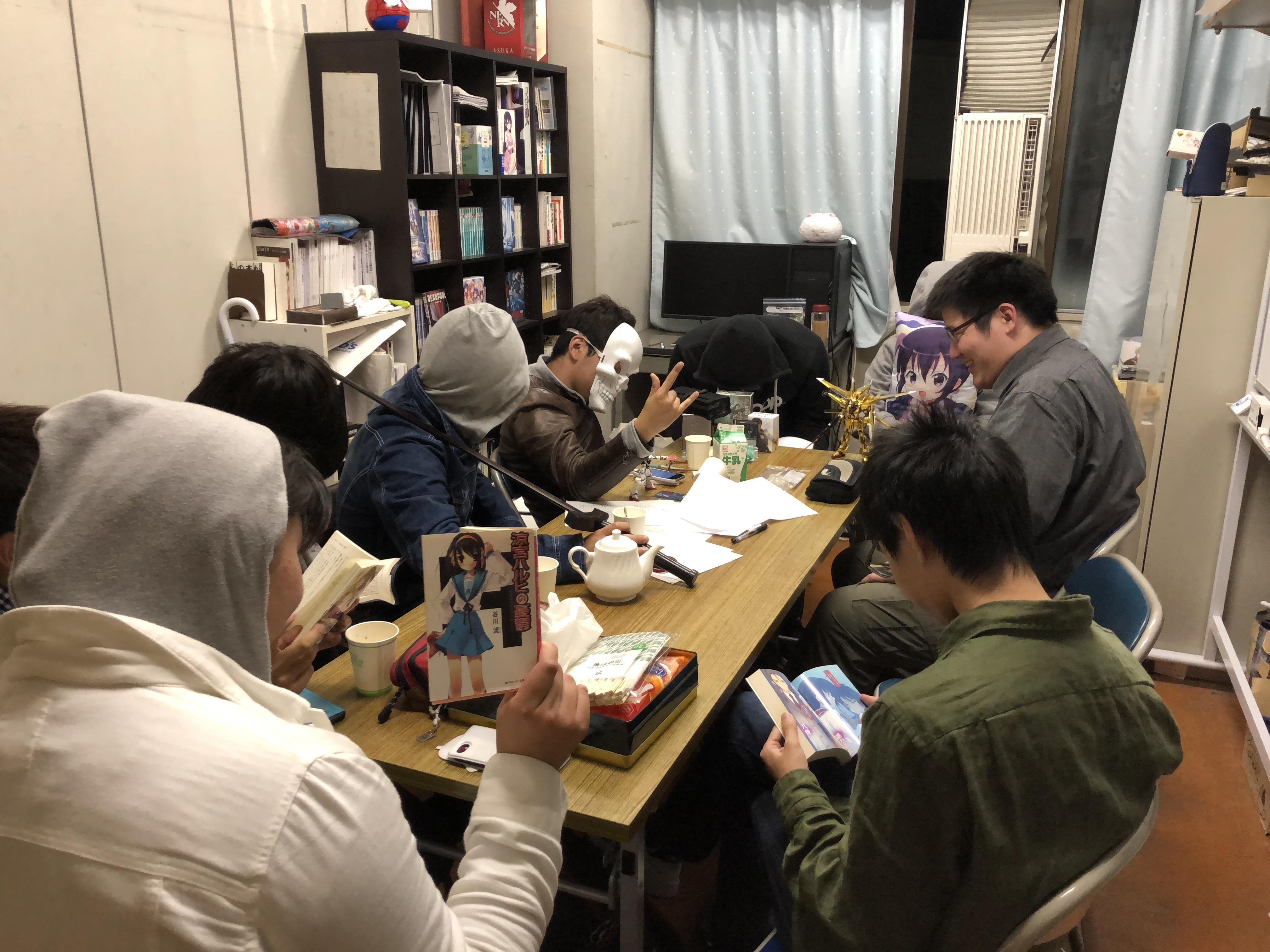 [文化会]ライトノベル研究会