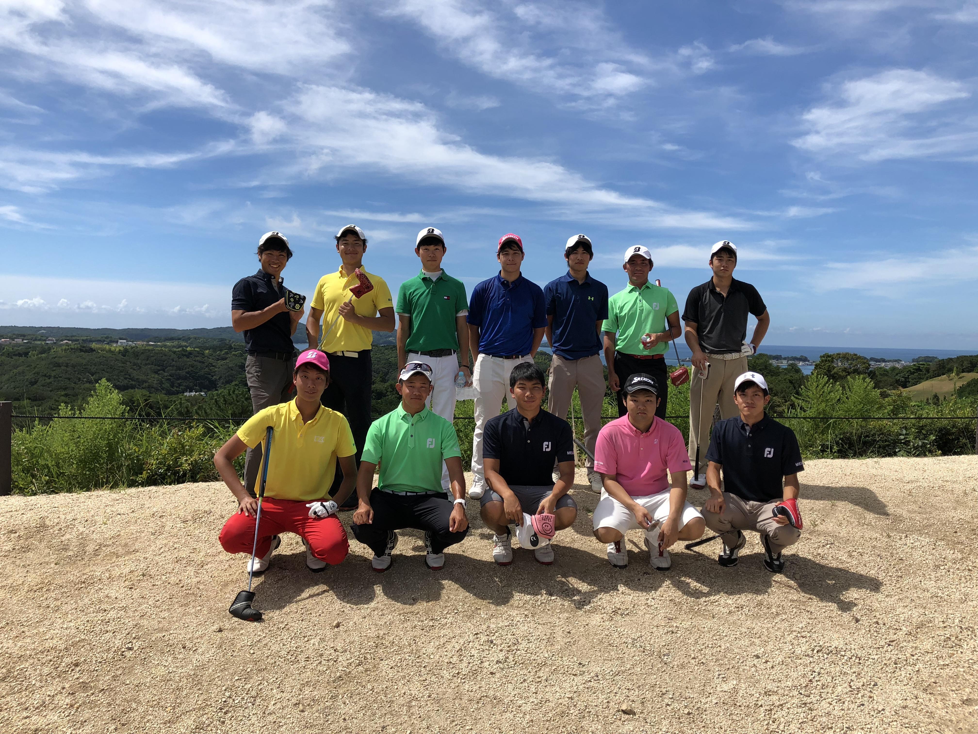 [体育会]ゴルフ部