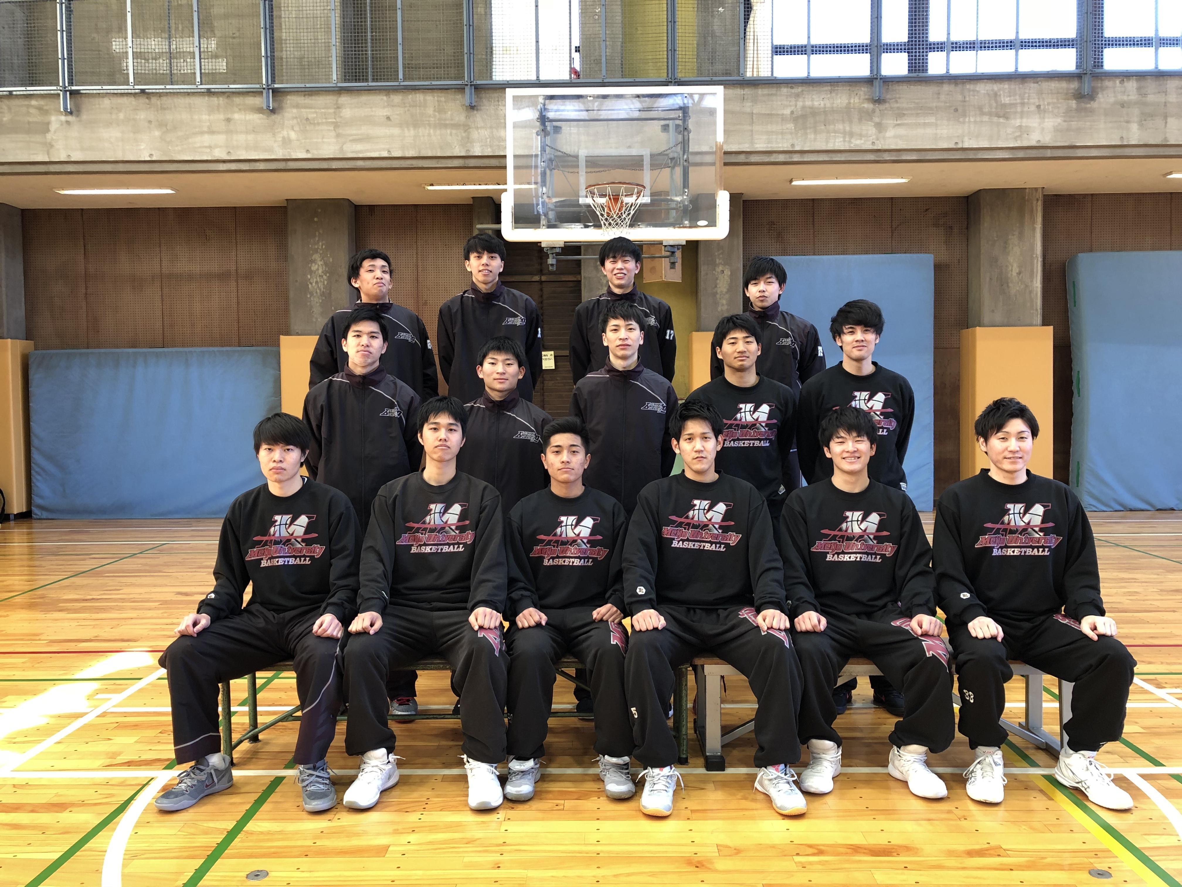 [体育会]バスケットボール部