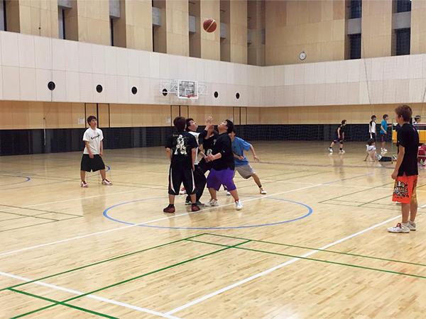 [ナゴヤドーム前キャンパス]バスケットボール部