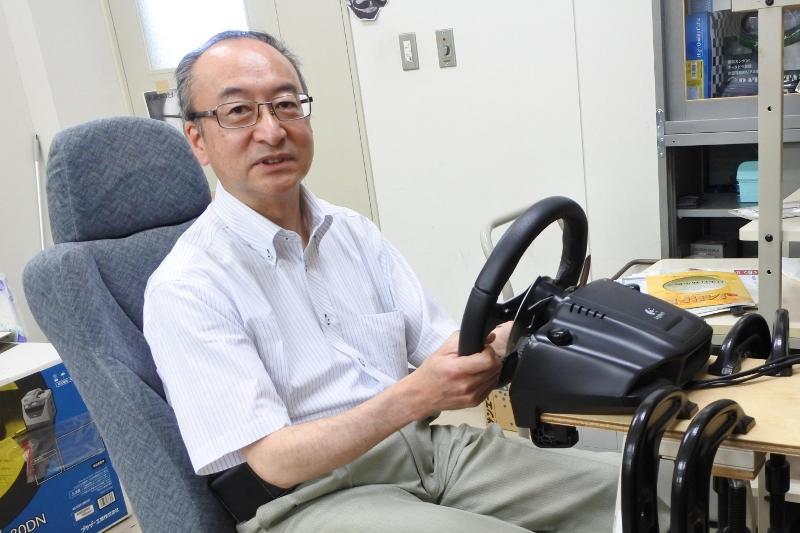 特別講演講師:名城大学理工学部交通機械工学科 相馬 仁教授