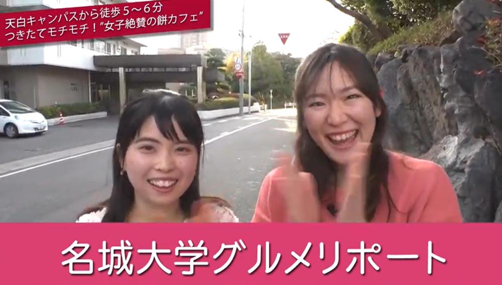 動画レポート!「もっちもちの食レポ vol.13 茶房もちつき庵」