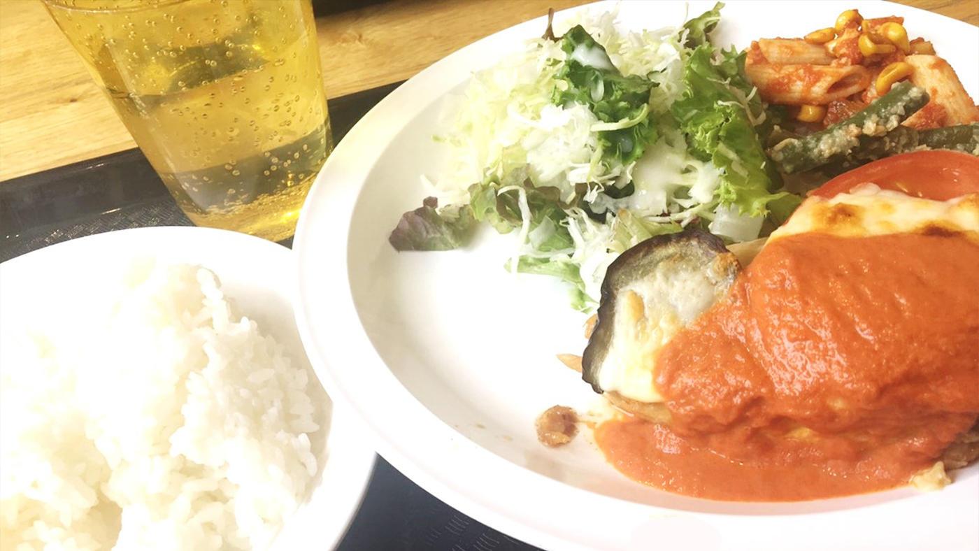 学生気分で食事を楽しみませんか?名城大学『ムーガーデンテラス』のお値打ちランチ