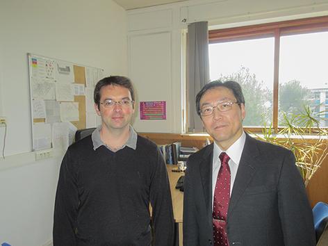 Jourdain先生と丸山先生
