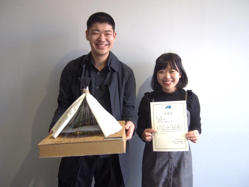 藤城さん(左)と前田さん