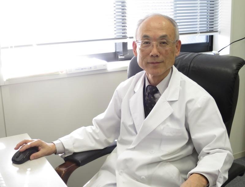 森裕二教授