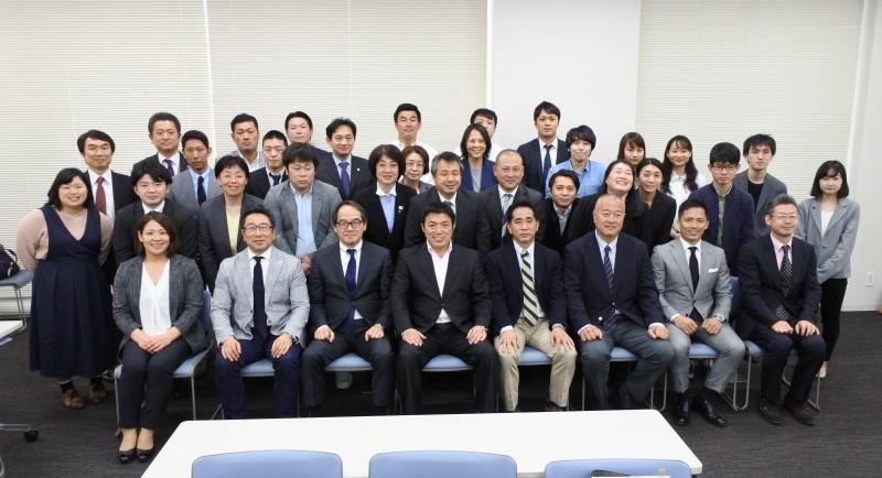 実践スポーツ医科学研究会の参加者たち