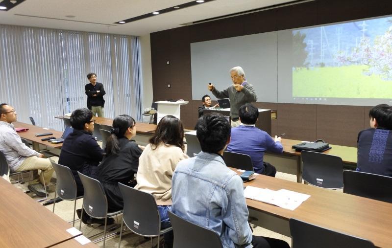 CNTの特徴と魅力を語る飯島澄男終身教授