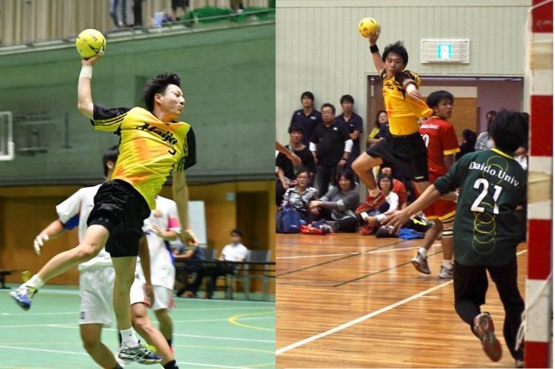 ベストセブンに選ばれた石田隆博さん(左)、大橋祥起さん(右)