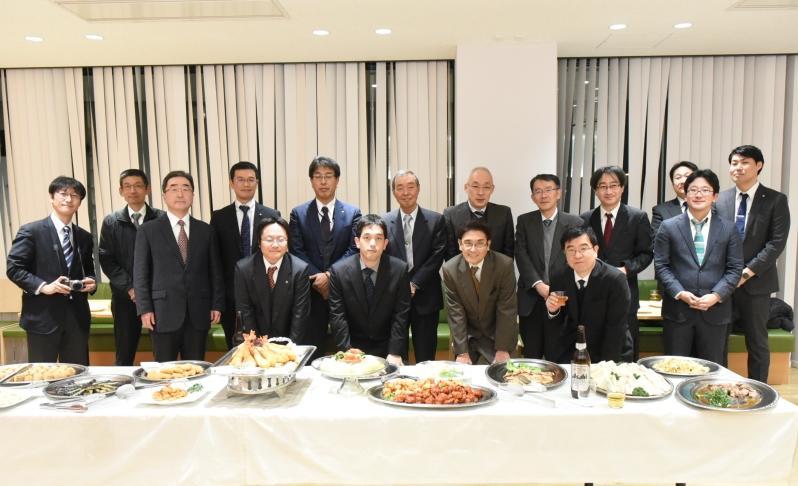 名城大学司法書士法友会定時総会での記念撮影