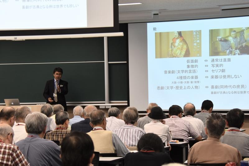 第1回で講演する岩井教授