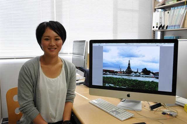 「トビタテ!留学JAPAN」第1期生となった鈴木さん
