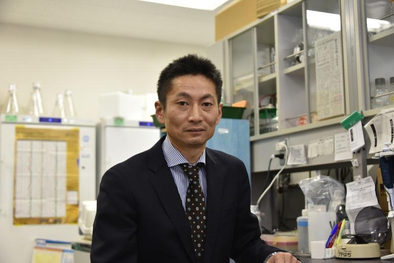 神藤定生理工学部助教