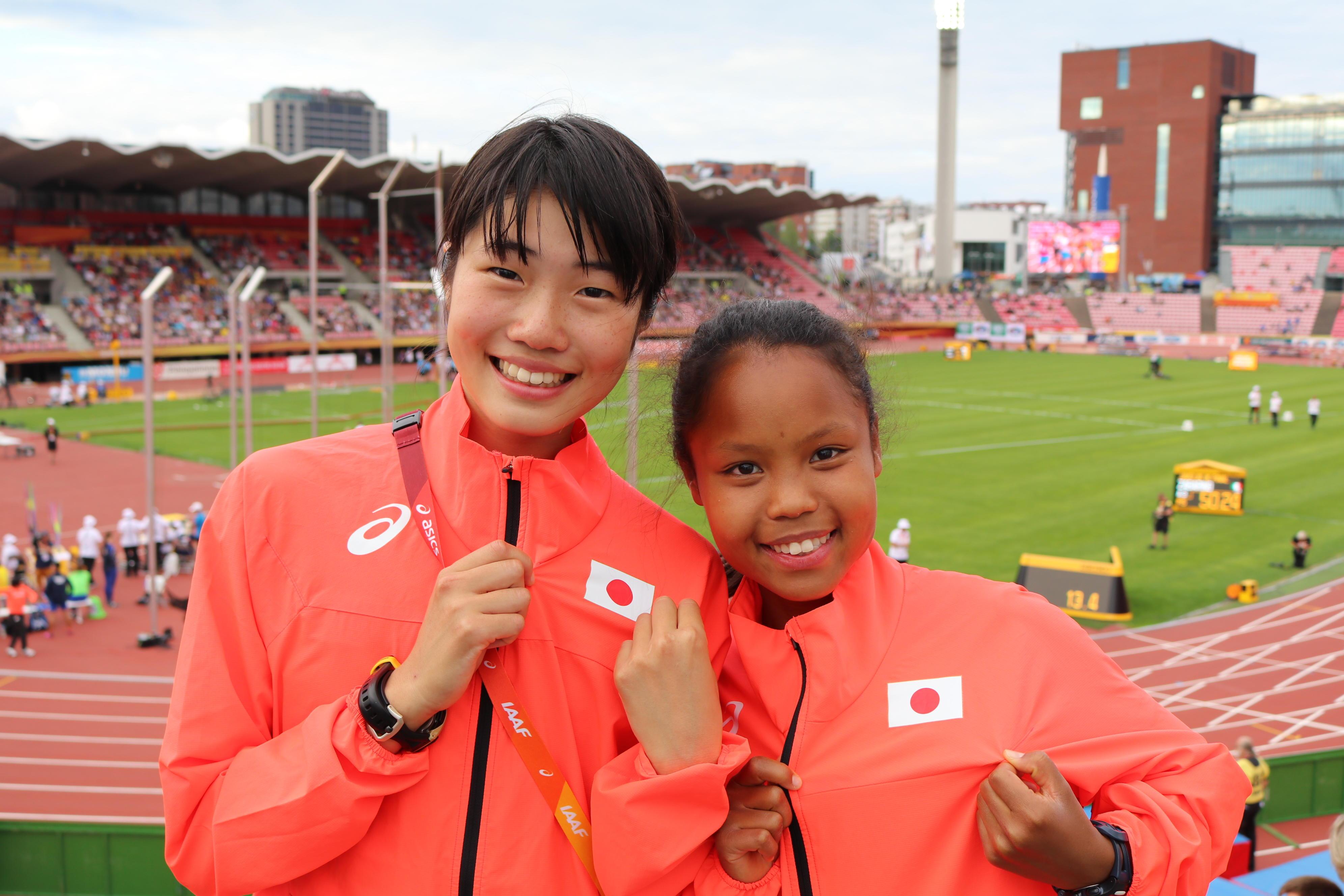和田さん(左)と髙松さん