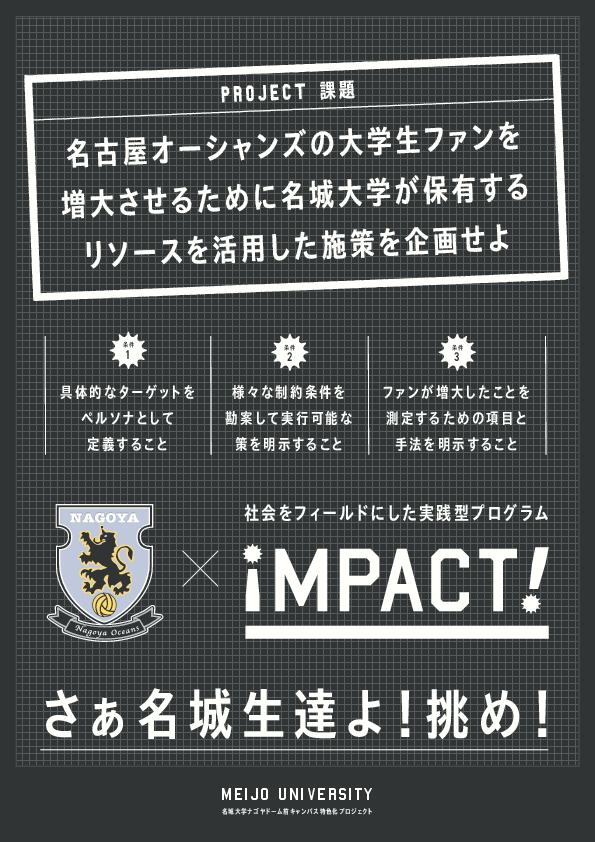 IMPACT!のポスター