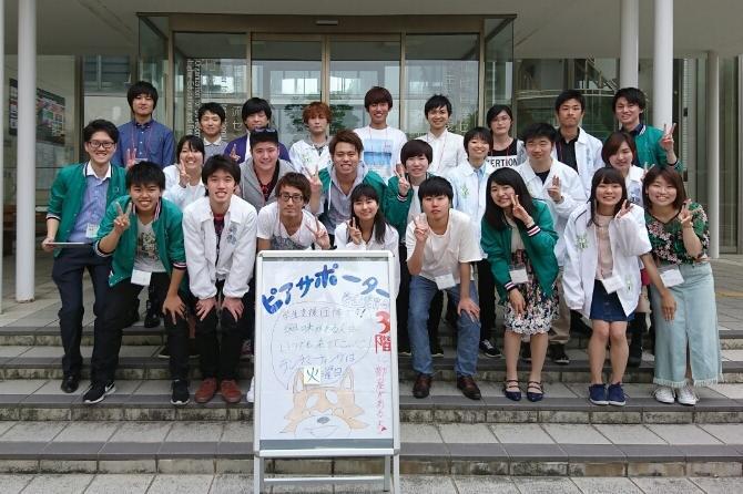 昨年の活動事例(三重大学との交流イベント)