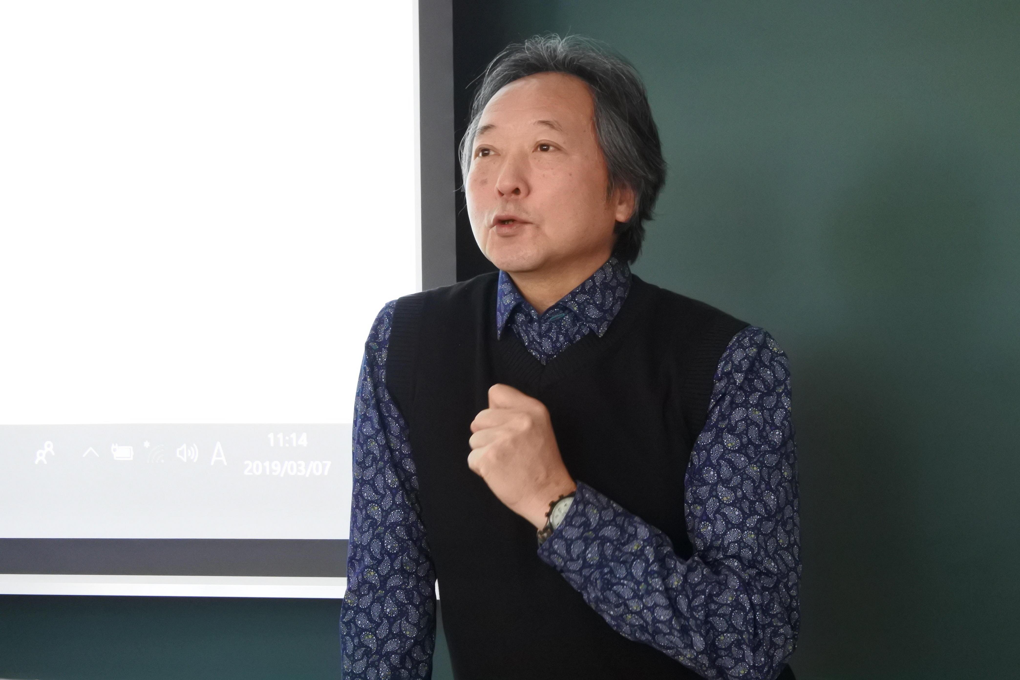 荒木教授の講座