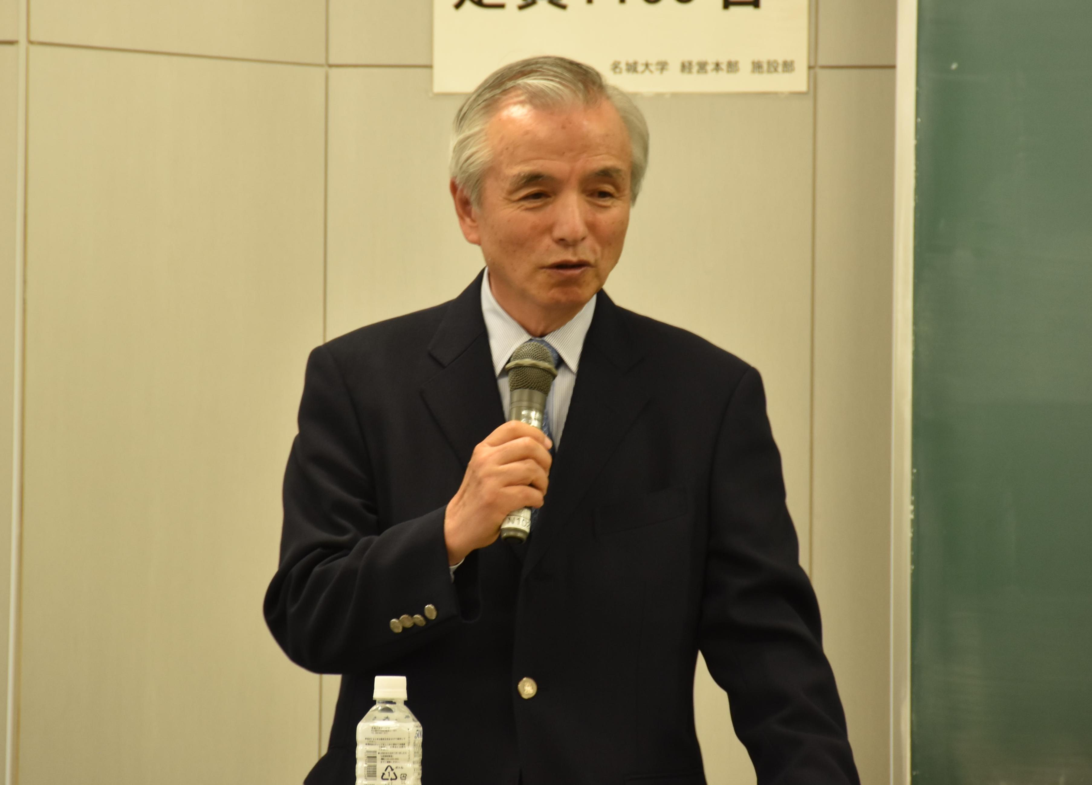 講師の千賀氏