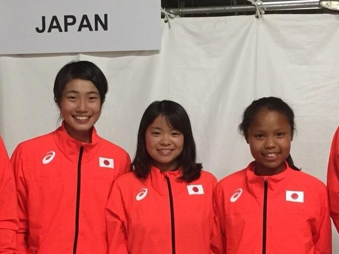 左から和田・加世田・髙松選手