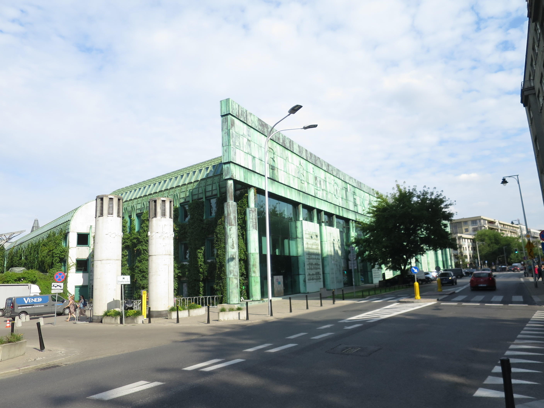 ワルシャワ大学附属図書館