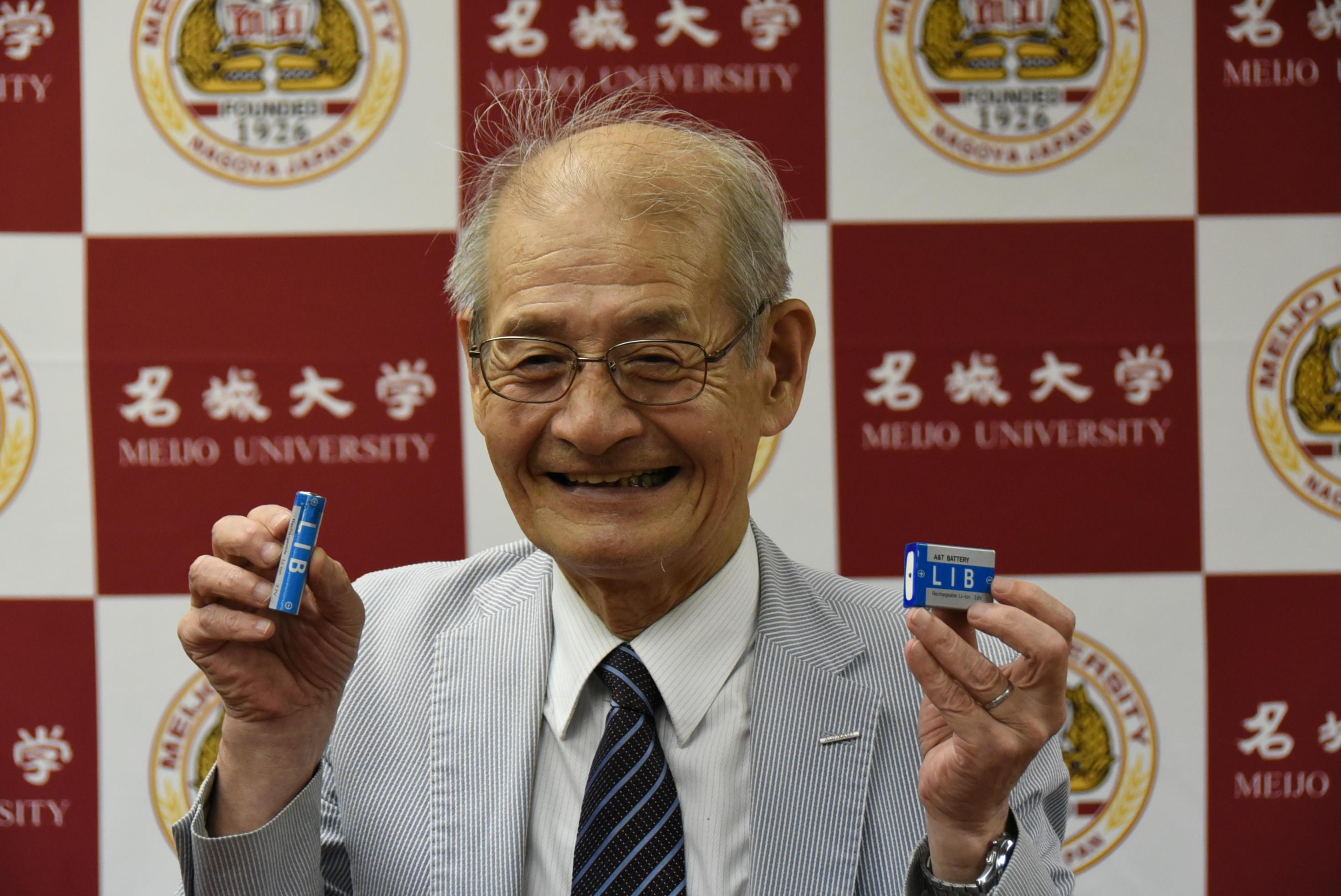 吉野彰教授がノーベル化学賞を受賞