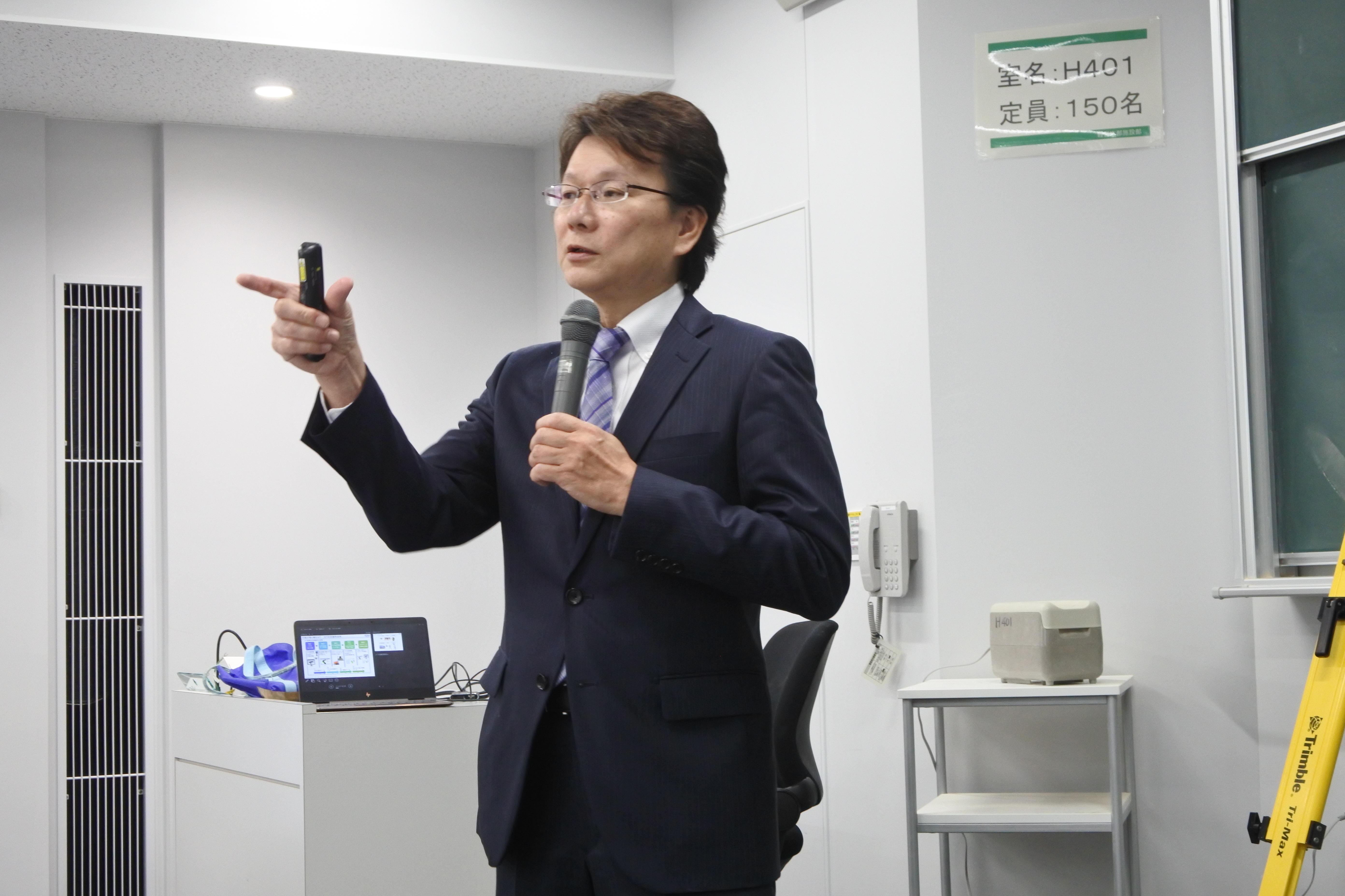 鈴木勇治トレーニングスペシャリスト