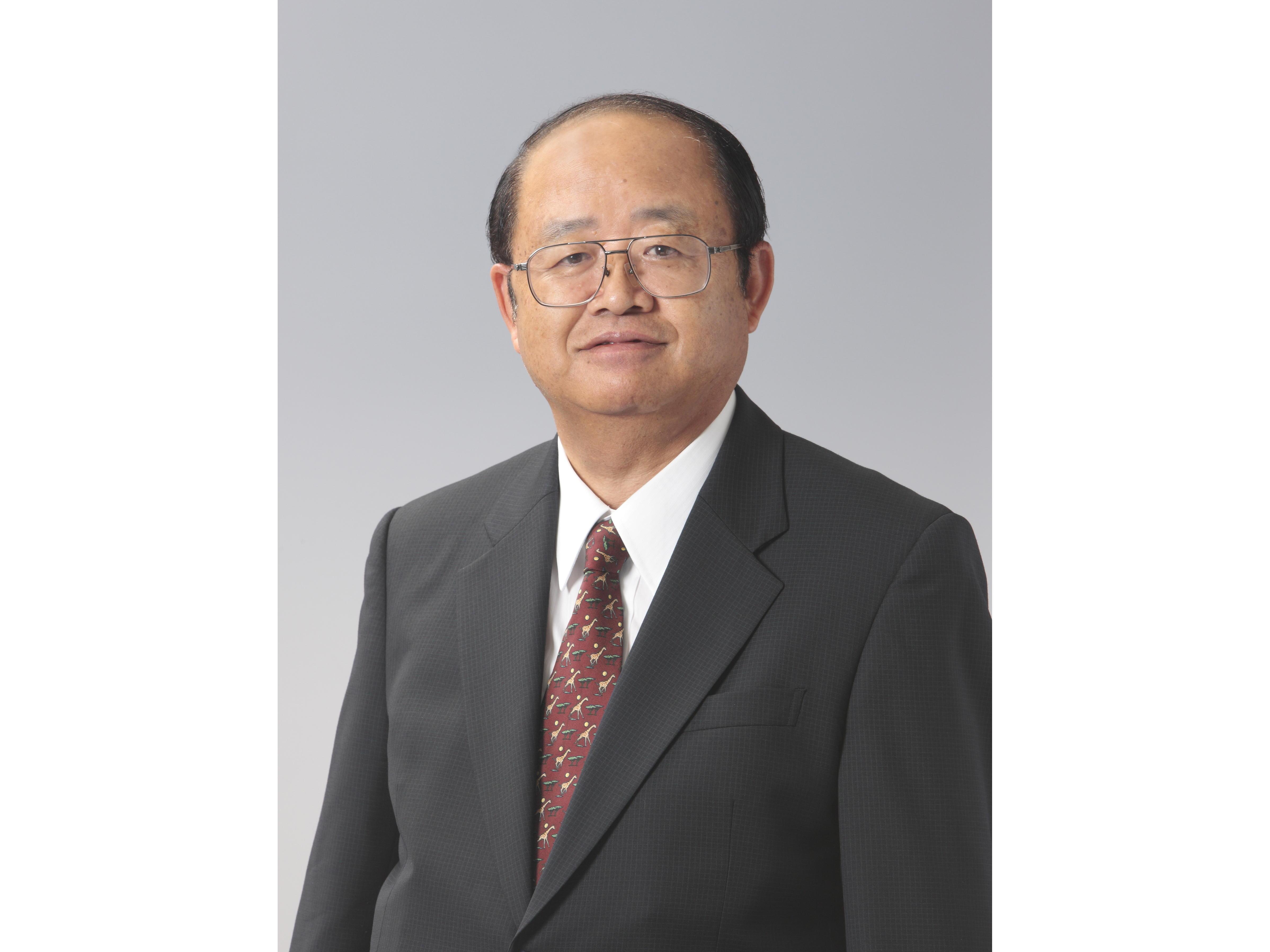 立花貞司理事長
