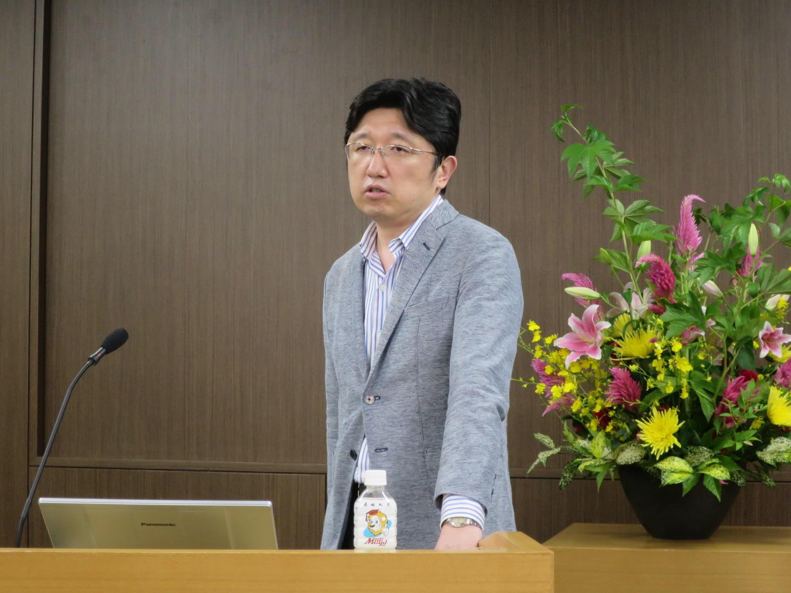 岩谷素顕教授