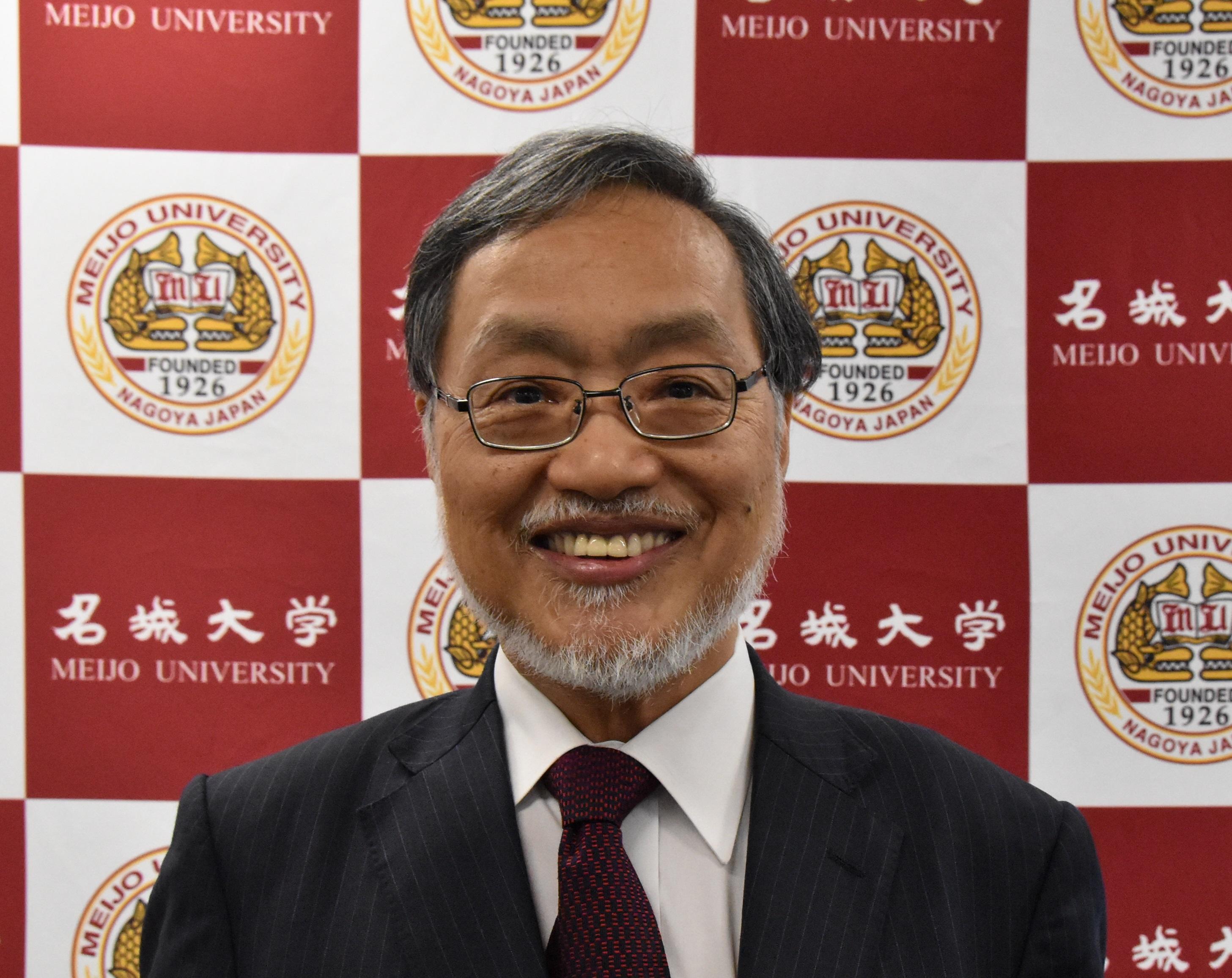 福田敏男教授