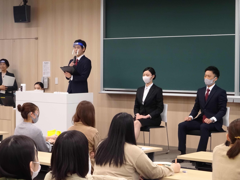 第2部 【M-CAP】受講生によるデモンストレーション付き発表