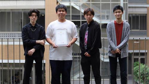 牧野さん 石原さん 内藤さん 田中さん(左から)