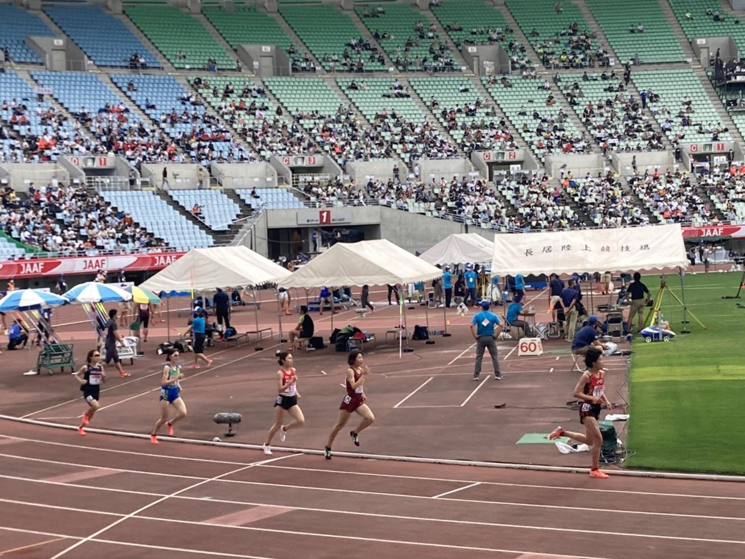 5000mレース