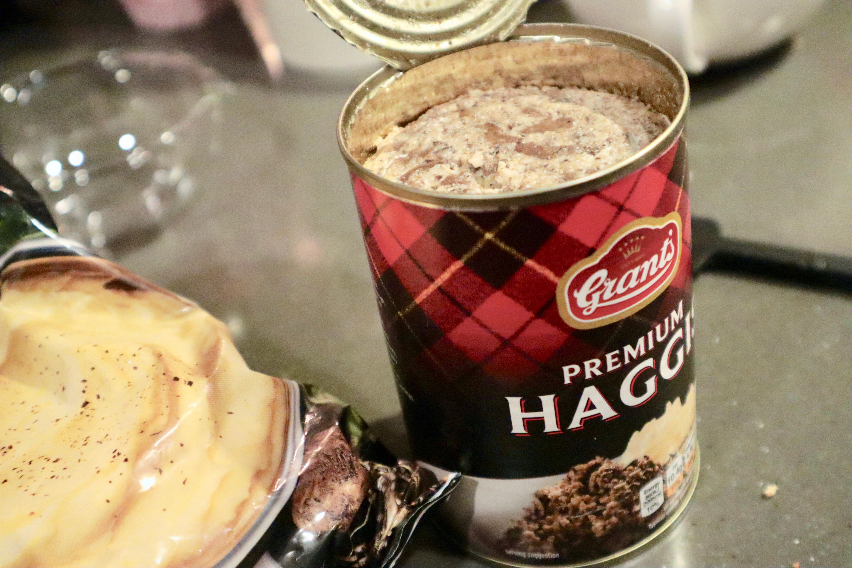 缶詰ならスコットランド名物の「ハギス」も日本で手に入る